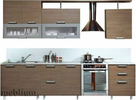 Кухня meblium 44-72.  Дсп swisspan, kronospan - от 3000гр. за 1м.п.