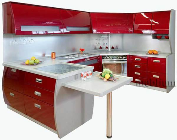 кухня meblium 72-72. Фасад пластик - от 5500 грн. за 1 м.п. кухня meblium 72-72. Фасад пластик - от 5500 грн. за 1 м.п.