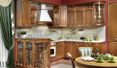 кухня meblium 10-72. МДФ крашенный - от 5500 грн. за 1 м.п.
