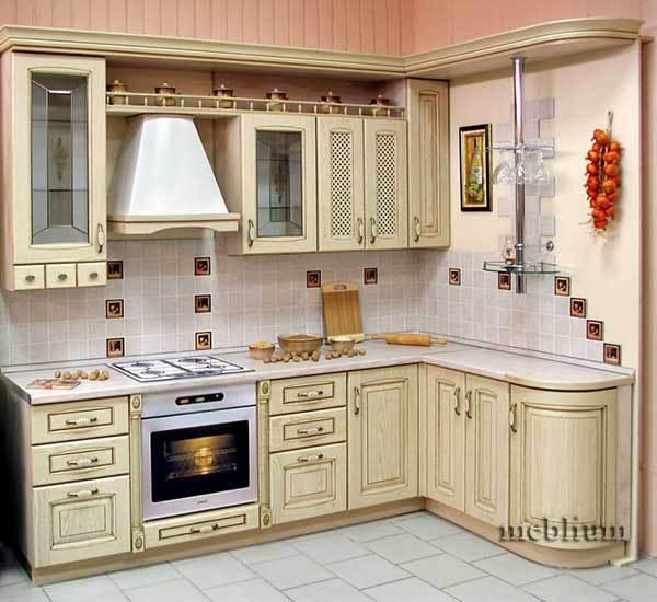 Кухня meblium 61-72. Фасад мдф крашенный - от 5500 за 1 м.п. Смотрите, в каком исполнении заказывают у нас кухню meblium 61-72: