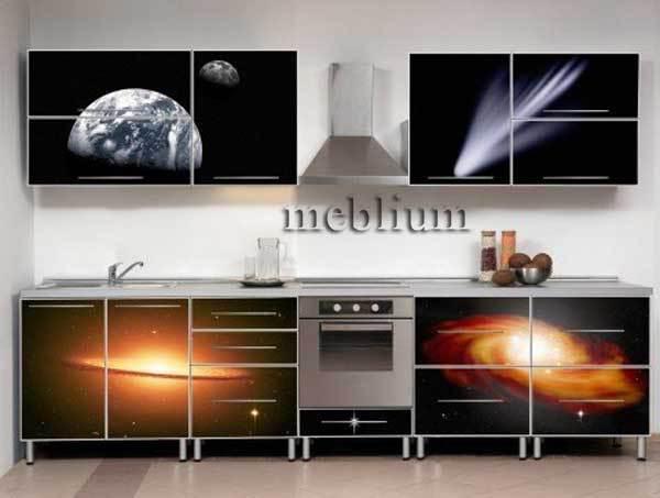 Кухня meblium 84-72. Дсп swisspan, kronospan с фотопечатью - от 3560 гр. за 1м.п