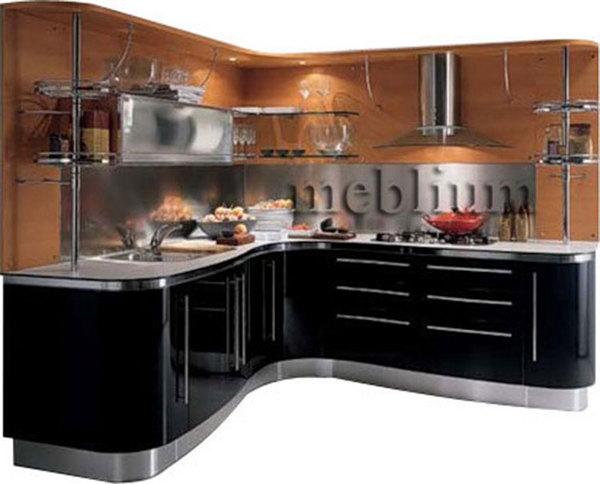 кухня meblium 5-72. Фасад пластик - от 5500 грн. за 1 м.п. кухня meblium 5-72. Фасад пластик - от 5500 грн. за 1 м.п.