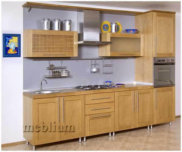 Кухня meblium 95-72 . Дсп swisspan, kronospan - от 3000 гр. за 1м.п.