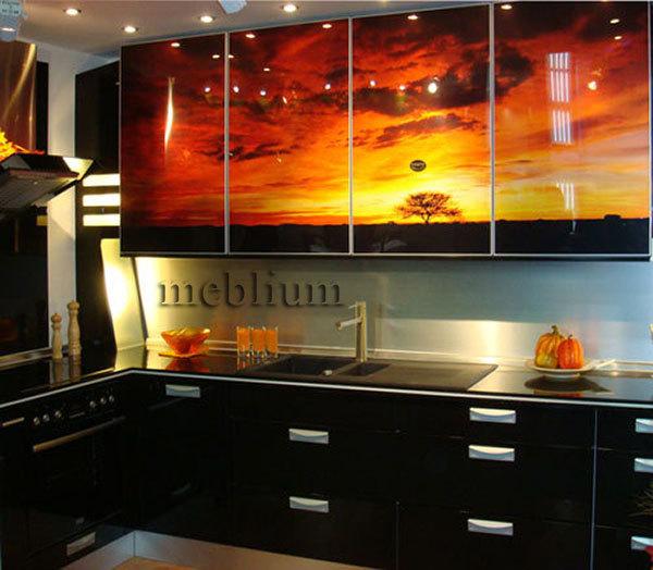 Кухня meblium 23-72. Дсп swisspan, kronospan с фотопечатью - от 3560 гр. за 1м.п