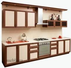 Кухня meblium 73-72. Фасад мдф пленка с рамкой - от 4300 за 1 м.п. Кухня meblium 73-72. Фасад мдф пленка с рамкой - от 4300 за 1 м.п.