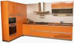 кухня meblium 76-72. Фасад пластик - от 5500 грн. за 1 м.п.