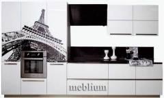 кухня meblium 86-72. Фасад пластик с фотопечатью - от 6600 грн. за 1 м.п. кухня meblium 86-72. Фасад пластик с фотопечатью - от 6600 грн. за 1 м.п.