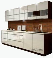 кухня meblium 74-72. Фасад пластик - от 5500 грн. за 1 м.п. кухня meblium 74-72. Фасад пластик - от 5500 грн. за 1 м.п.