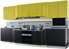 кухня meblium 8-72. Фасад пластик - від 5500 грн. за 1 м.п.