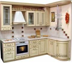 Кухня meblium 61-72. Фасад мдф крашенный - от 5500 за 1 м.п. Кухня meblium 61-72. Фасад мдф крашенный - от 5500 за 1 м.п.