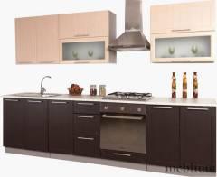 Кухня meblium 14-72. Фасад мдф пленка - от 4000 за 1 м.п. Кухня meblium 14-72. Фасад мдф пленка - от 4000 за 1 м.п.