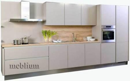 кухня meblium 75-72. Фасад пластик - от 5500 грн. за 1 м.п.