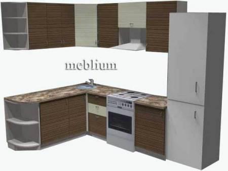 кухня meblium 68-72.  Дсп swisspan, kronospan - от 3000гр. за 1м.п.