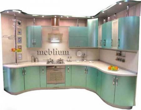 кухня meblium 66-72. Фасад пластик - от 5500 грн. за 1 м.п.