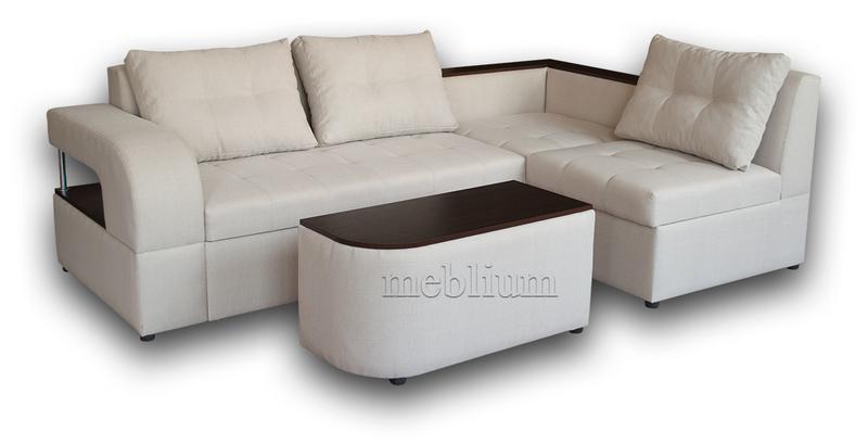 Угловой диван Голливуд -76 ТАКЖЕ ЭТУ МОДЕЛЬ ЗАКАЗЫВАЛИ В ТКАНИ : диван - флэкс 01 (Аппарель).