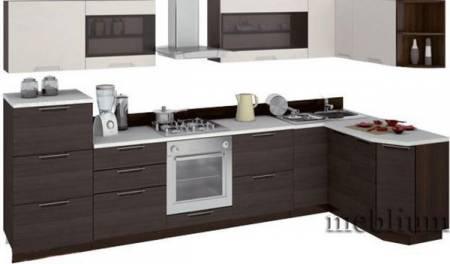 кухня meblium 1-72  Дсп swisspan, kronospan - от 3000гр. за 1м.п.