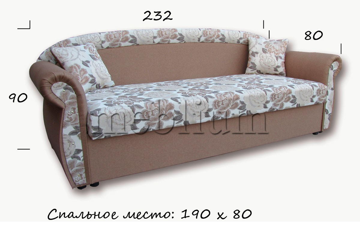 Диван-ліжко Ліон -99