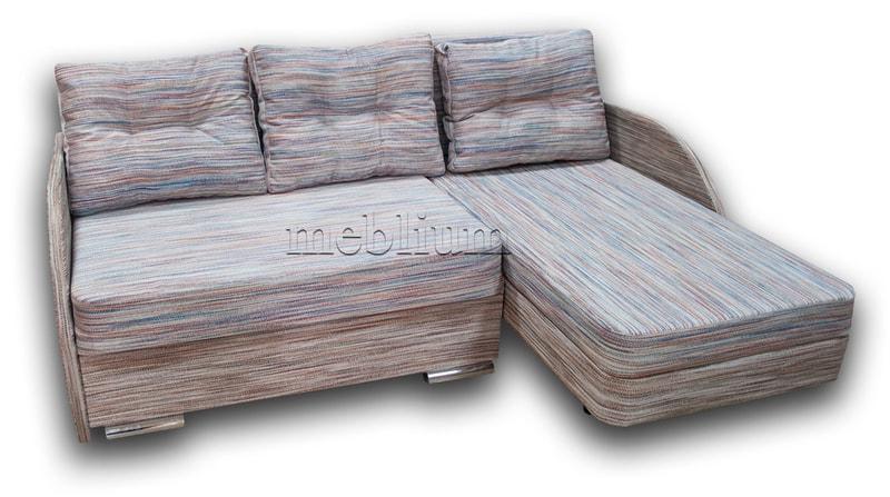 Угловой диван Майа 1.60 (нов) -42 ТАКЖЕ ЭТУ МОДЕЛЬ ЗАКАЗИВАЛИ В ТКАНИ: основа - Лючия 549, координат - Лючия 550