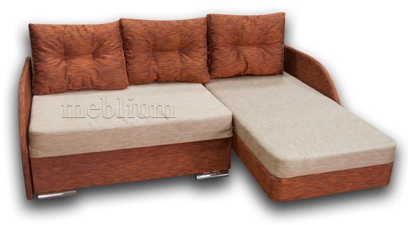 Угловой диван Майа 1.60 (нов) -42 ТАКЖЕ ЭТУ МОДЕЛЬ ЗАКАЗИВАЛИ В ТКАНИ: основа - Лючия 624, координат - Лючия 090