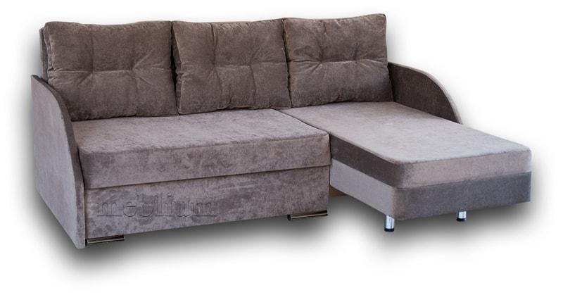 Угловой диван Майа 1.60 (нов) -42 ТАКЖЕ ЭТУ МОДЕЛЬ ЗАКАЗИВАЛИ В ТКАНИ: кордрой 472 (EximTextill).