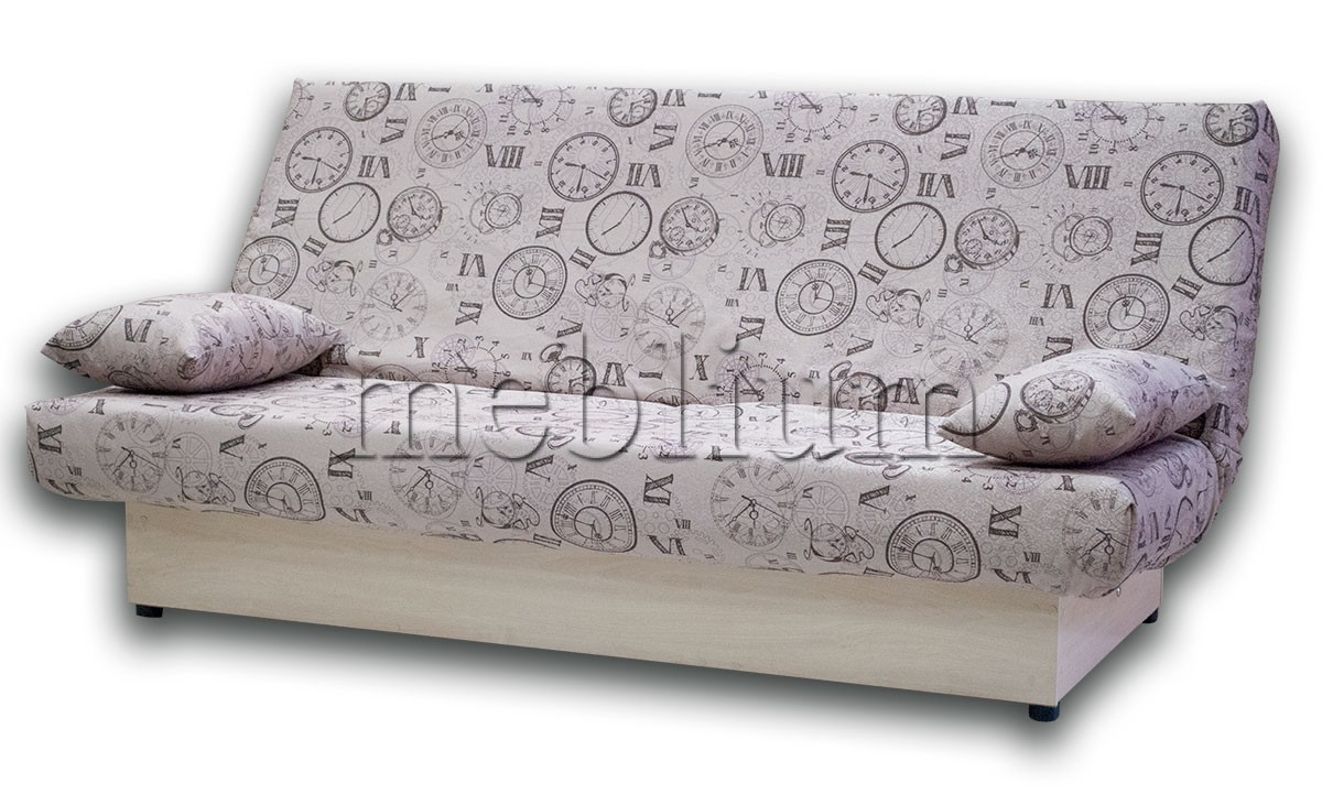 Ортопедический диван Джаз-86 Вариант обивки: весь диван -  Эко жаккард Тайм