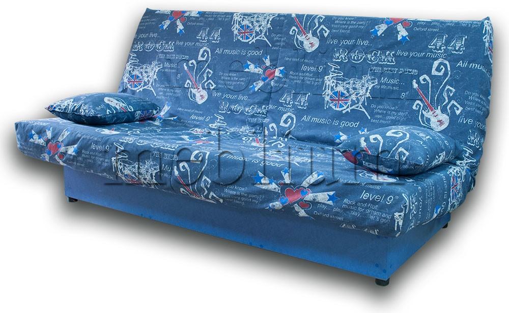 Ортопедический диван Джаз-86 Вариант обивки: весь диван - Лонетта Поп