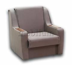 ПРОДАНО (можно под заказ) Кресло ЭШ-12 Гига комб браун