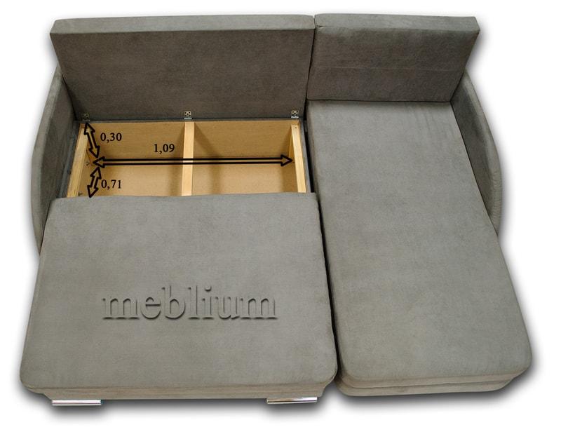Угловой диван Майа 1.60 (нов) -42 Ниша для белья