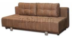 Диван Омега Нова-12 ТАКЖЕ ЭТУ МОДЕЛЬ ЗАКАЗЫВАЛИ В ТКАНИ : весь диван - Афина браун