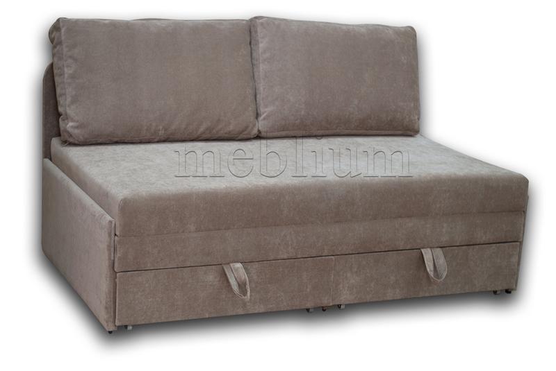 Диван Омега 160 -42 ТАКЖЕ ЭТУ МОДЕЛЬ ЗАКАЗЫВАЛИ В ТКАНИ : весь диван -Кордрой 473