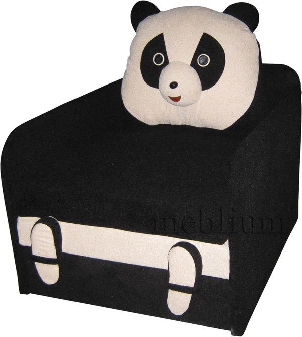 Детский диван Панда -3 Детский диван Meblium 36-3