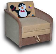 Диван Малыш Пингвин-41 ТАКЖЕ ЭТУ МОДЕЛЬ ЗАКАЗЫВАЛИ В ТКАНИ :