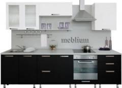 кухня meblium 2-72. Фасад пластик - від 5500 грн. за 1 м.п.