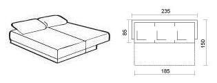 Meblium 157-1 роджер    P.S. Вы можете заказать эту модель в любой другой ткани.