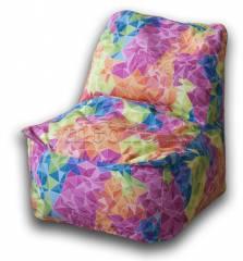 Кресло-мешок Сидушка-58 Канзас кристал 03-58 Кресло-мешок Сидушка канзас кристал 03-58