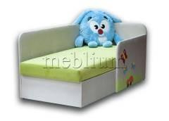 Дитячий диван Смешарик Крош-41 Міра 174 + Міра 110