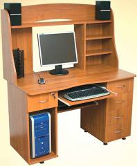 Стол компьютерный - 11-20 Ника-11-20
