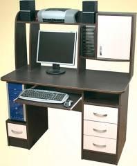 Стол компьютерный - 12-20 Ника-12-20