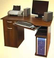 Компьютерный стол 17-20 Ника-17-20