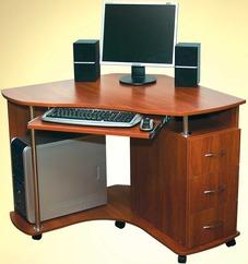 Компьютерный стол 18-20 Ника-18-20