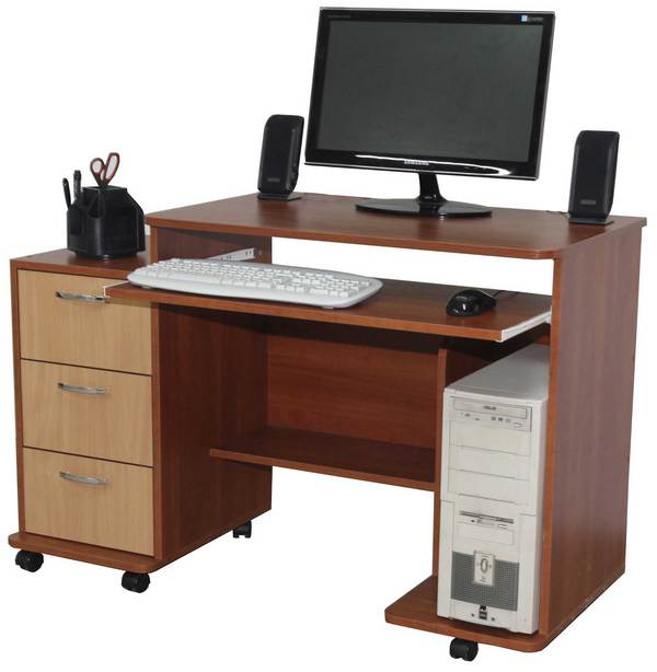 Компьютерный стол Арес-20 Ника-Арес-20