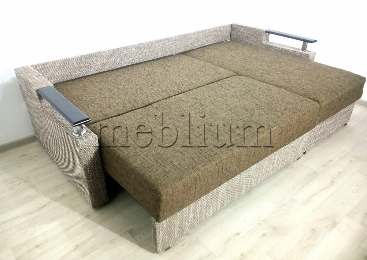 Угловой диван Магнолия универсал -3 Svetlokor Спальное место