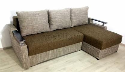 Угловой диван Сата универсал -3 Ткань: Berlin