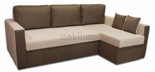 Кутовий диван Марта 160 (нов)-42 Гіга комбін грін + Філіпо Варіант обивки: Гіга комбін грін + Філіпо