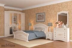 Спальня Венера Люкс-3-66