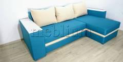 Кутовий диван Рондо -90 Biruza