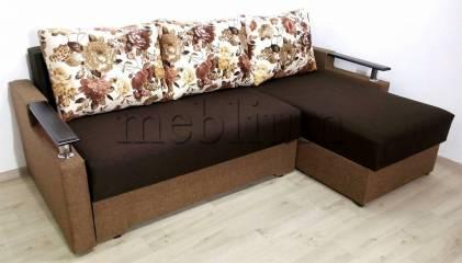 Угловой диван Сата универсал -3 Ткань: Kor