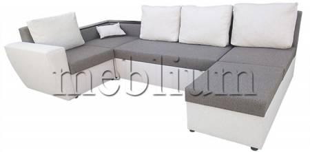 Угловой диван П-образный Цезарь -42