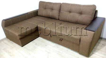 Угловой диван Лорето (+быльце ниша) -3