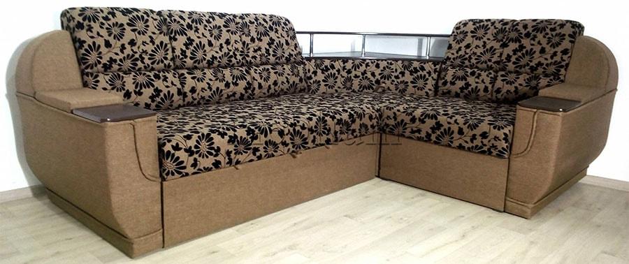Угловой диван Эксо универсал -64 Ткань: Fani04_Zita_lux03